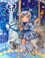 Carousel Ride by 6wendybird91
