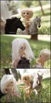 Goddess of the Forest 1 by MySweetQueen-Dolls