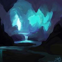 Cavern of Mystery by Thesis-D