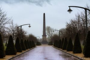Nelson's Monument by KBL3S