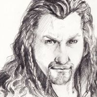 TH : Dean O'Gorman as Fili by noei1984
