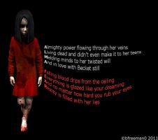 FEAR: Alma Rhyme by bfreeman0