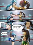 Elizabeth Higgins vs D page 5 by deadpoolthesecond