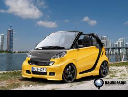 Smart Four two by basikdesign