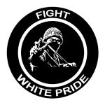 Fight White Pride by D3L1GHT