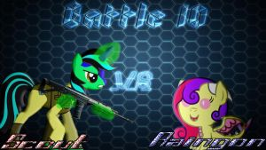 Pony Kombat New Blood 4 Round 1, Battle 10 by Macgrubor