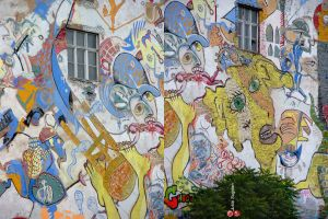 Tacheles Diptych by cloistering