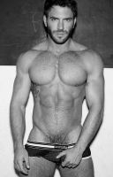 perfectly body hairy by WetMouth