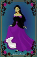 Disney Heroine: Princess Maleficent by moonprincess22