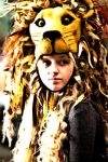 Little Lion | Luna Lovegood by cicalinascribacchina