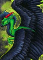 ACEO- Sybila by Sky-Shifter