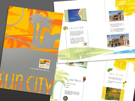 Sun City Brochure by HassanyDesign