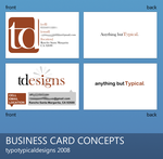 REBRANDing? by typotypical