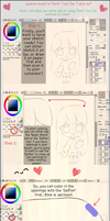 Paint Tool Sai Basic Tutorial! by ayame-sushi