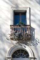 Window in Narbonne - 6769 by Jaded-Paladin