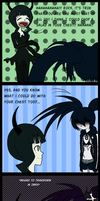 Don't tell jokes to BRS by Anipartom