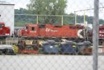 CP Rail 3019 by metalheadrailfan
