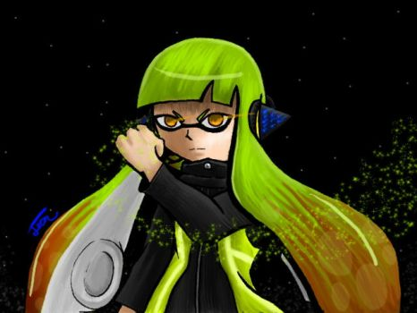 Agent 3 by Trying-to-Draw