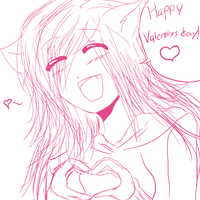 Valentines day!:D by FeeX123