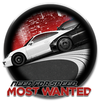 NFS Most Wanted 2012 Icon by DudekPRO