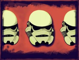 Storm Trooper by gacman