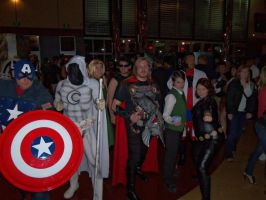 Avengers Release by AcE-oFkNaVeS