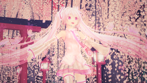 [MMD] .: Cherry Blossoms :. by IchiLewis