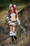 Kitty Cat Katarina by andyrae