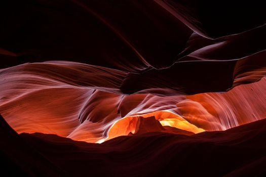 Antelope Canyon by LILYFlowerr