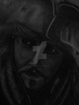Captain Jack Sparrow by Eternal-Axis