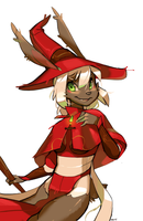 Redmage by Mante-pls