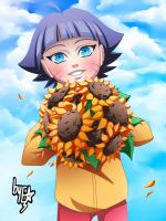 Himawari by Chillovery