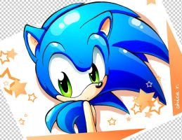 hmm says Sonic by chicaramirez