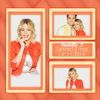 Photopack Png Violetta 3 By CamiTinista by CamiTinista123