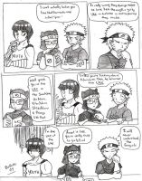 Naruto: The 'Uke' factor by Bellette