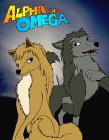 Alpha and Omega by ArtsyBlondeChick