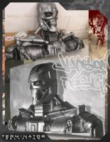 Terminator Salvation Arcade Game by ManicGraphix
