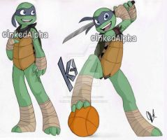 TMNT- Ky by Inked-Alpha