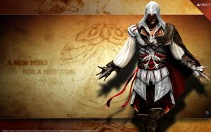 Assassins Creed 2 Widescreen by Rick-Evans