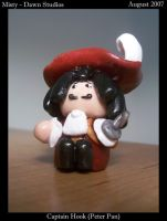 Captain Hook Clayness by Misty-Dawn