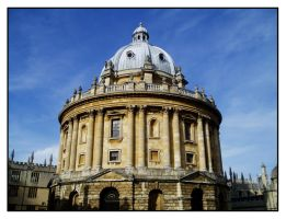 Next to the Bodleian by AlexJHH
