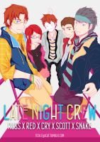 Late Night Crew by tickle90cat