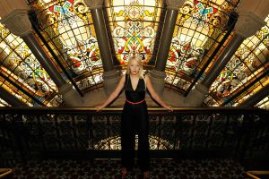Kirsty - stained glass 1 by wildplaces