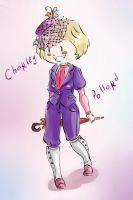Charley Elspeth Pollard by Miss-Alex-Aphey