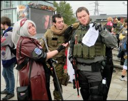 BSAA Declined the application by MJ-Cosplay