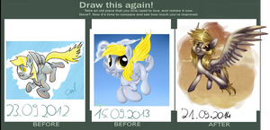 Draw again by CarligerCarl