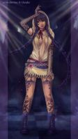 At the disco by Red-Priest-Usada
