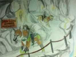 Mountain Pass, RoF by FrostKruger