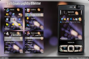 Symbian Lights for Series 40 by ChocSoldier