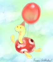 Shuckle by Joltik92